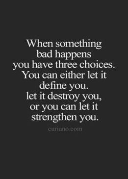 Bad Happens